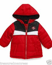 Boys' Ixtreme Hooded Puffer Coat ~ Size 18 Months ~ New With Tags