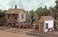 BAR MILLS HO SCALE CRANBERRY YARD FREIGHT HOUSE | BN | 482