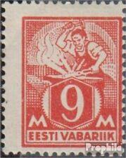 38A postfris MNH 1922 Postzegels: Craftsman