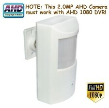 """Sunvision AHD 2MP 1/3"""" 1080p Sony IMX330 Motion Detector Style Spy Camera (47B)"""
