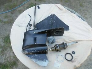Mercury 45 HP Outboard 50 HP Lower Unit Gear Case 1988 Marina