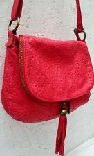 -Authentique sac bandoulière en cuir TBEG vintage bag