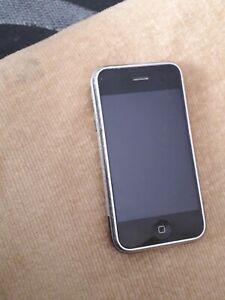 Apple iPhone 1 .A1203.16Go - Noir HS pour pieces.Collector