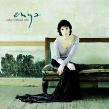 ENYA A DAY WITHOUT RAIN 2000 NEW AGE DOWNTEMPO MUSIC CD NEW