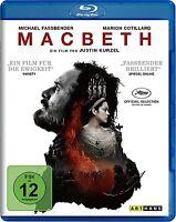 Macbeth [Blu-ray](2015)(NEU/OVP) nach William Shakespeare mit Michael Fassbender