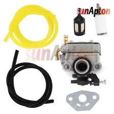 Carburetor Kit For Craftsman 30CC 4-CYCLE Gas Trimmer Weedwacker 73197 Fuel Line