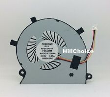 Original CPU Cooling Fan For Toshiba Satellite Radius P55W-B Laptop NFB68A05H