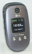 LG VX8350 Verizon Flip-Open Bluetooth Ready PURPLE vCast 1.3 MP Cell Phone 3G