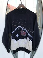 Vintage Sport Ice By Iceberg Mens Jumper Sweater Blue Size M