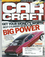 Car Craft Magazine March 2006 Very Good Condition++++++