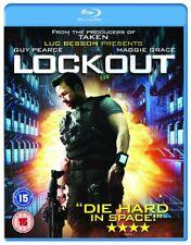 Lockout [Blu-ray] [DVD][Region 2]