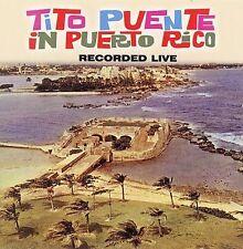 TITO PUENTE In PUENTE RICO with Santos Colon on Vocals TICO Sonido CD