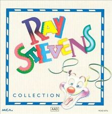 RAY STEVENS-(Best Stuff) COLLECTION CD-Streak,Gitarzan, Me Again, Margaret-MINT