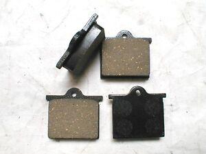 NOS D180 Organic Disc Brake Pads For Citroen GS Break Comfort Super Club REAR