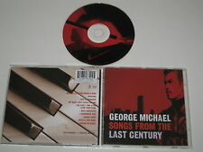 GEORGE MICHAEL/SONGS FROM THE LAST CENTURY(VIR 48740)CD