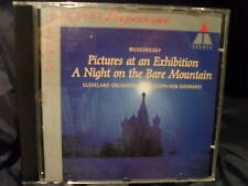 Mussorgsky-Pictures at an Exhibition-Dohnanyi-Cleveland