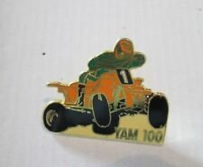 PINS COLLECTION BADGE QUAD YAMAHA 100