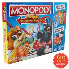 Hasbro E1842 Gaming Junior Monopoly Electronic Banking Game