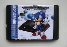 SEGA Mega Drive EVERDRIVE MD EDMD Cartridge -  Genesis - SMS - w/ 8GB SD Card