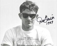 DON Big Daddy GARLITS Signed 8x10 Photo NHRA Drag Racing Legend FREE SHIPPING
