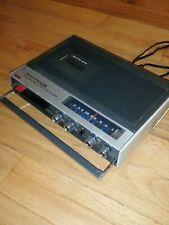 Vintage Aircastle Solid State Radio & Cassette Recorder. Parts or Repair.