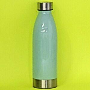 Mainstays 22 oz Plastic Sports Water Bottles Stainless Steel Lid & Base