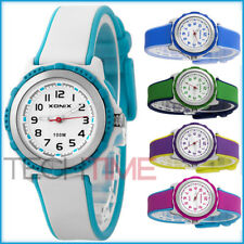 Small Analog Watch - XONIX WR100M - Boys' and Girls', Backlight