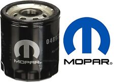OEM Mopar 4892339AB Replacement Oil Filter For Chrysler Dodge Jeep Ram New USA