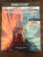 Blade Runner 2049 (blu-ray 4k Ultra HD Blu-ray) Sony Pictures