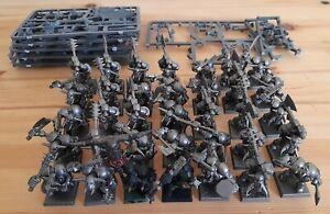 Black Orcs Ironjawz 'Ardboyz