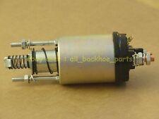 JCB BACKHOE - SOLENOID SWITCH STARTER MOTOR (PART NO. 714/40160)