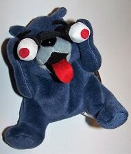 Vintage Peeping Tom Cat Meanie Babies Twisted Toys Plush - Series 2
