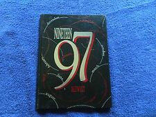 A.D.OLIVER MIDDLE SCHOOL BROCKPORT,NEW YORK YEAR BOOK 1997 BETWIXT