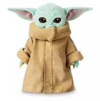 "Star Wars Baby Yoda 12"" 30CM Soft Plush Toy Cute Stuff Doll Kids Soft Gift New"