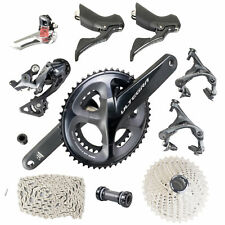 Shimano Ultegra R8000 2 x 11 Speed Road Racing Bike Groupset 50/34T 170mm