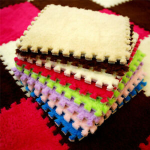 DIY Room Bedroom Magic Patchwork Mat Soft Carpet For Baby Climbing Mat YG