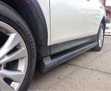 Aluminum Running Board Side Steps Nerf Bars For 2013-2015 Toyota RAV4