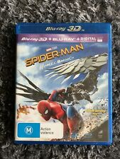 Spiderman Home Coming 3D Blu Ray