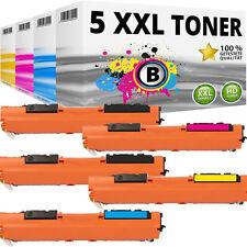 5XL TONER für HP 126a Color LaserJet CP1025nw Pro100 200 MFP M175A M175NW M275A