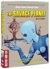 [DVD] The Savage Planet / The Fantastic Planet (1973) René Laloux *NEW