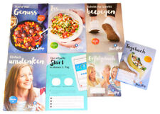 Weight Watchers PROGRAMMSTART SET LISTE 7tlg Sattmacher SmartPoints YourWay 2018