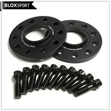 4x12mm 5x120 Wheel Spacers CB72.5 for BMW F20/116d 118d 120i M140i M14x1.25 bolt