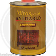 ANTITARLO PER LEGNO VELECA 125ML. LIQUIDO - 47276