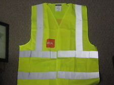 2015 World Jamboree RSA Yellow Safety Coat from Safe Driving Program      DE6
