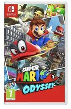 Super Mario Odyssey for Nintendo Switch - NEW & SEALED