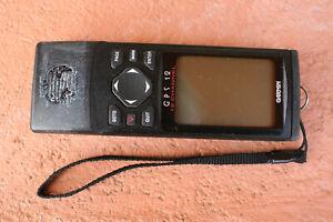 Garmin 12 hand-held GPS unit excellent condition