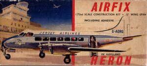 Airfix 1/72 Jersey Airlines/RAF de Havilland Heron Series 2