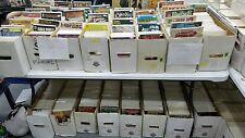 1 box lot 50 OLD COMICS MARVEL DC thor flash batman x-men avengers wholesale cgc