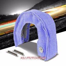 Blue Stitch Turbo/Turbocharger Heat - Wrap Blanket for T25-28 GT25/28/30/35