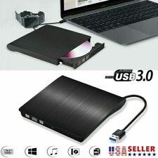 External Dvd Drive Cd Player Rw Burner Writer for Laptop Pc Pro Air iMac MacBook